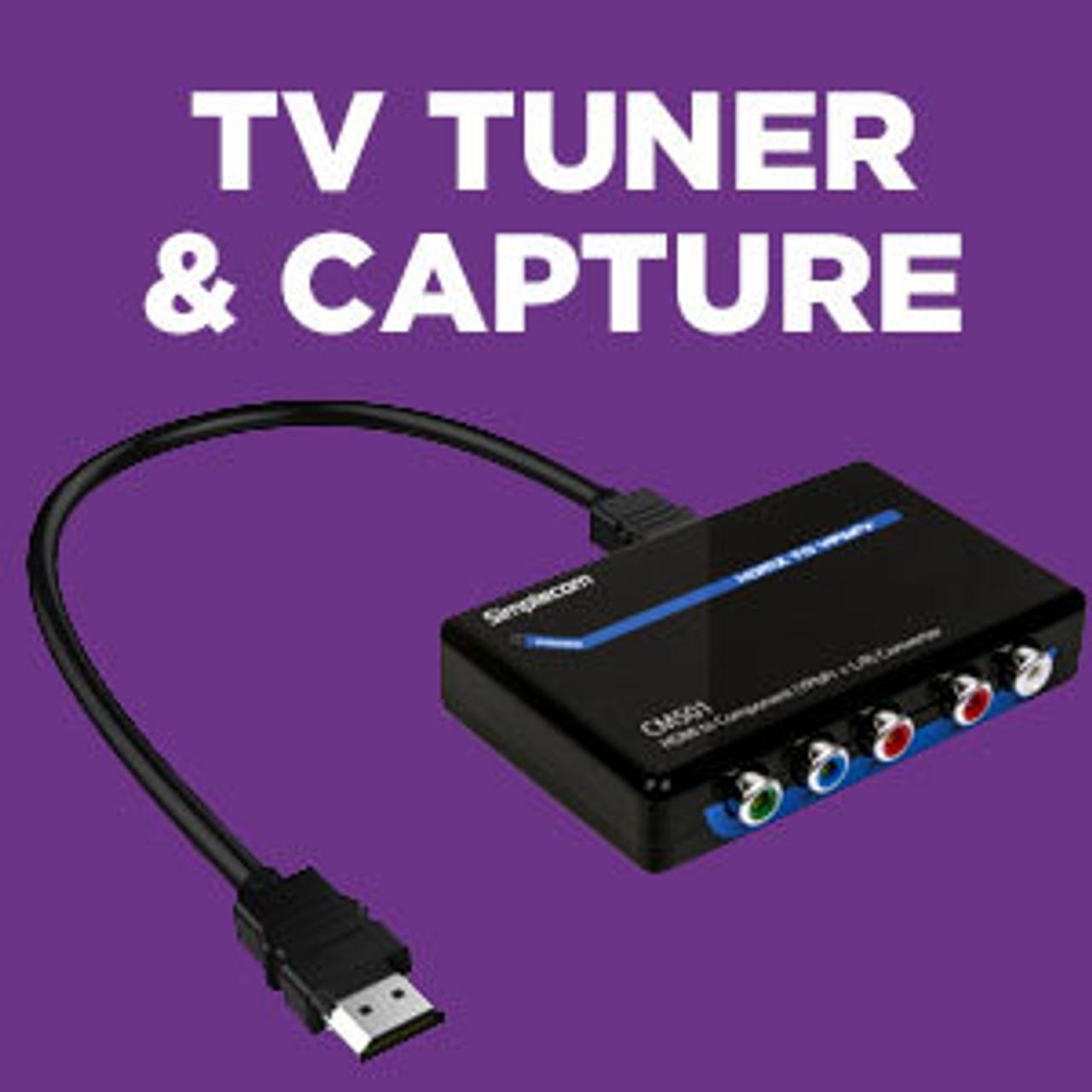 TV Tuner & Capture