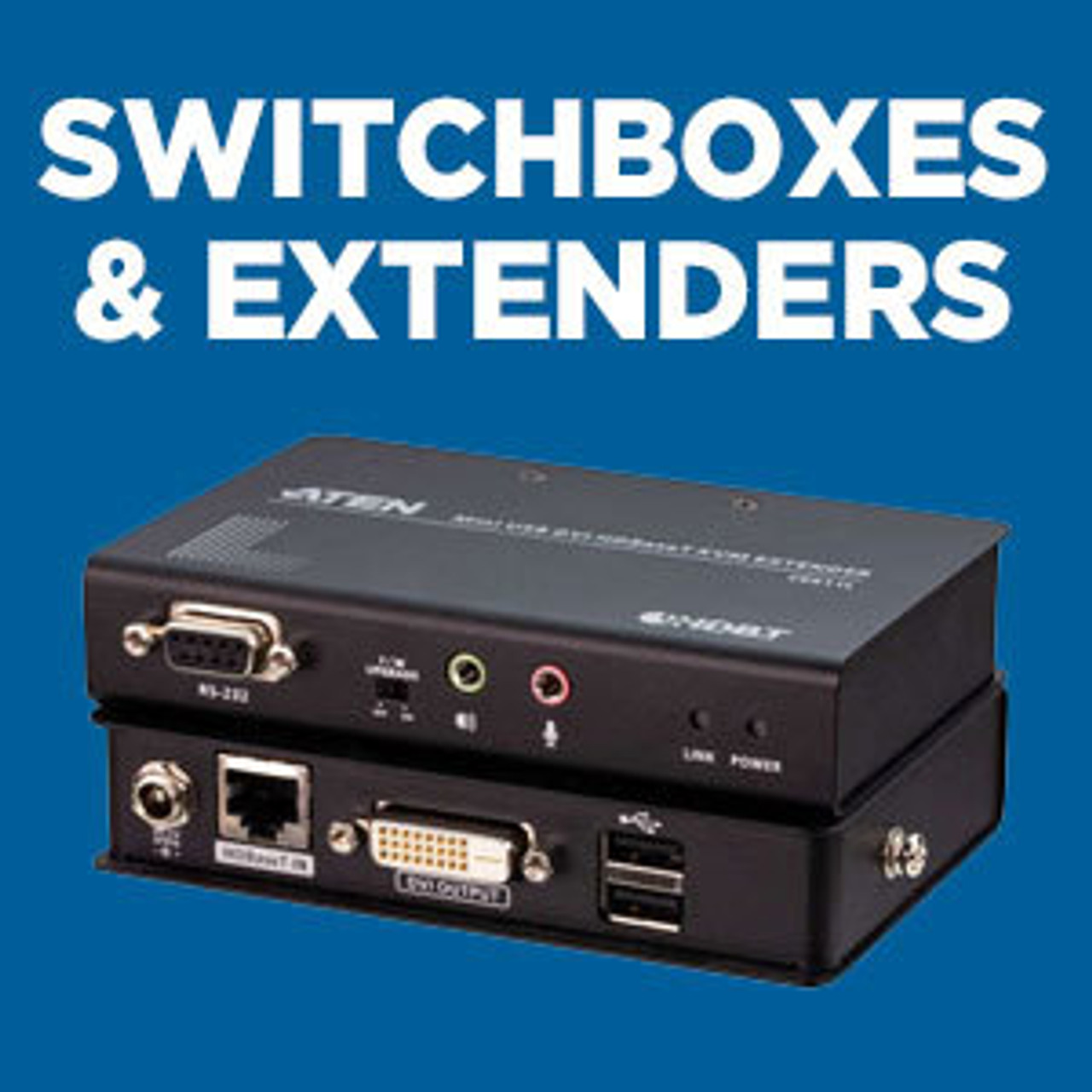 Switchboxes & Extenders