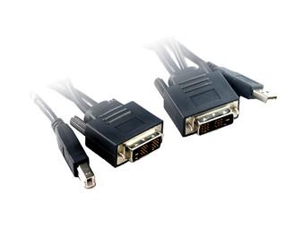 3M USB and DVI KVM Cable Set