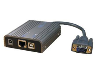 Rextron VGA Over LAN Supports 1080P