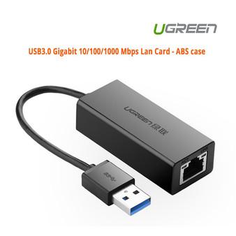 Ugreen 20256 USB3.0 Gigabit 10/100/1000 Mbps Lan Card