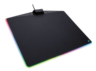 Corsair MM800 RGB POLARIS RGB Mouse Mat. 15 RGB Zones with CUE software for Ultimate Gaming Setup.