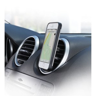 Logitech [+]trip mount smartphone to air vents in any vehicle (989-000119(TRIP))