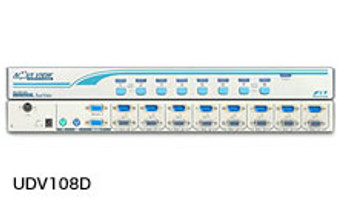 Rextron 8 Port USB + VGA  KVM Switch