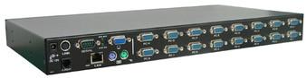 Rextron 16 Port KVM Over IP