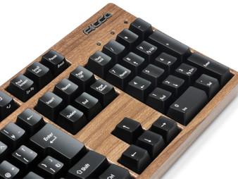 Majestouch KOBO 104-key Keyboard configurator, Liquid Wood Printing (KOBO-NK-VT01)