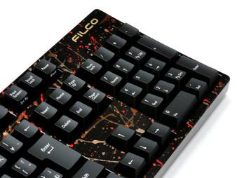 Filco KOBO Keyboard configurator, Black Base Mixed Lacquer