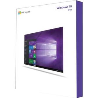 (Retail)Windows 10 Pro 32/64-Bit - Software provided on USB media