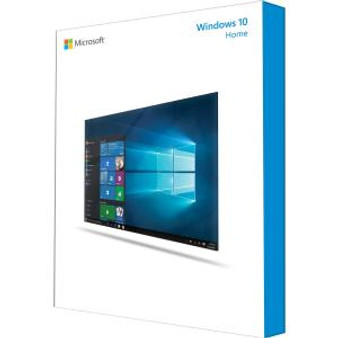(Retail)Windows 10 Home 32/64-Bit - Software provided on USB media