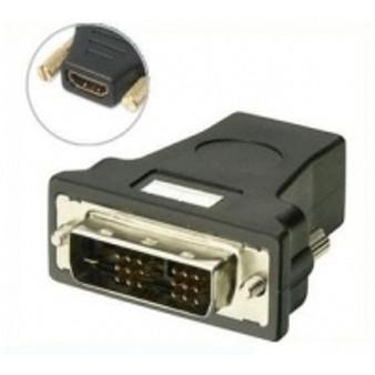 DVI ( 18+ 1 ) PIN M, HDMI 19 PIN F