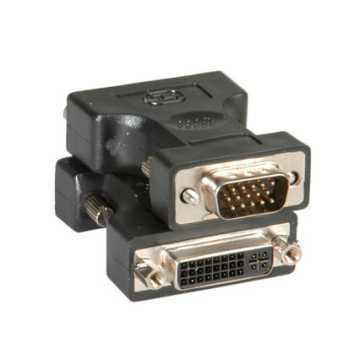 DVI ( 24+5 ) PIN F, VGA M