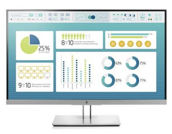 "LED Monitor : 27"" IPS 1920 x 1080, 5MS, USB3.0, DP/HDMI/VGA, Tilt/Swiv"