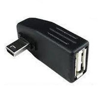 SKYMASTER mini  USB M TO USB F ANGULAR CONVERTER