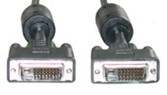 SKYMASTER DVI-D 24+1 M/M 5.0M CABLE DUAL LINK