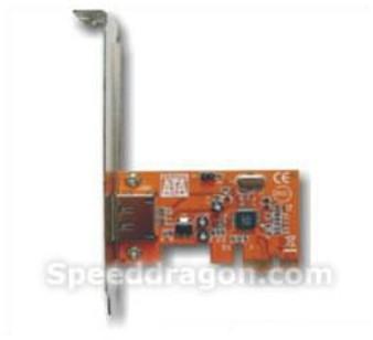 SKYMASTER eSATA PCI-E CARD {1 x EXT}