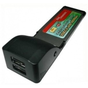 SKYMASTER EXPRESS CARD USB2.0 x 2 PORT