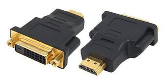 8Ware DVI-D Female to HDMI Male Adaptor