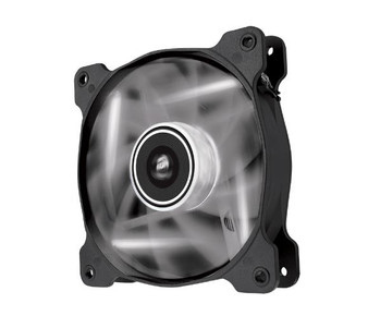120mm Case Fan: Air Series SP120 LED White High Static Pressure 120mm
