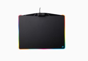 Mouse Mat: Corsair MM800 RGB POLARIS, Micro-Textured Surface 350 x 260