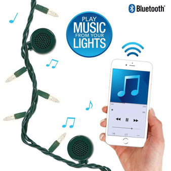 Bluetooth String Light Speaker