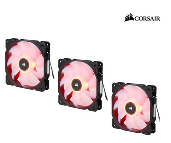 Corsair Air Flow 120mm Fan Low Noise Edition / White Blue 3 PIN - Hydr