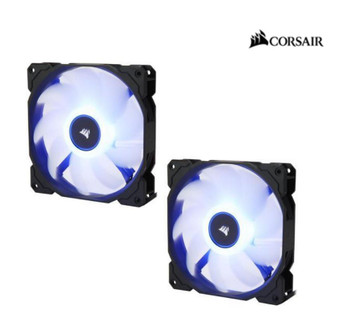Corsair Air Flow 140mm Fan Low Noise Edition / Blue LED 3 PIN - Hydrau