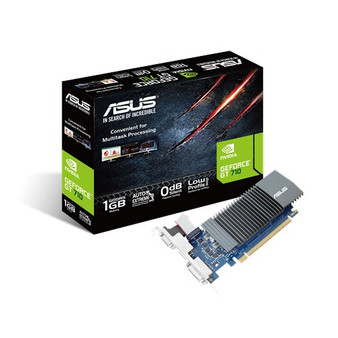 Asus nVidia GT710-SL-1GD5-BRK PCI Express Graphic Card