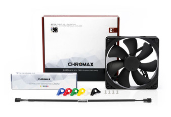 Noctua 140mm NF-A14 PWM Chromax.Black.Swap Edition