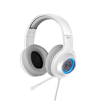 Edifier V4 (G4) 7.1 Virtual Surround Sound USB Gaming Headset White
