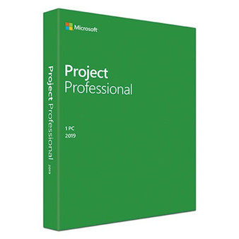Micrsoft Project Professional 2019 ESD Product Key Via Email