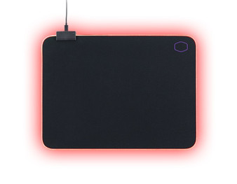 Mouse mat: MasterAccessory M750 RGB Soft Gaming Mousepad, L Size