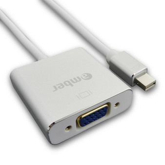 Amber MDP-V22 Mini DisplayPort to VGA Active Adapter
