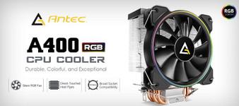 Antec A400 RGB CPU Air Cooler
