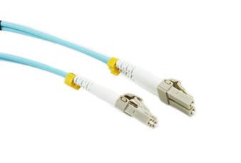 100M LC-LC OM4 50/125 Multimode Duplex Fibre Patch Cable