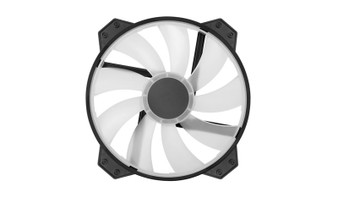 Case Fan: MasterFan MF200R RGB, 20cm 200mm, Sutiable for MasterCase