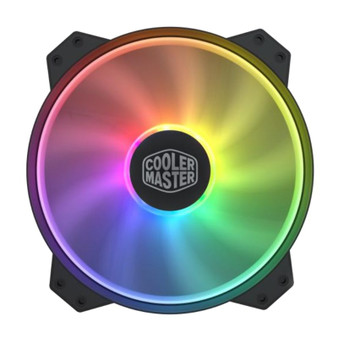 Case Fan: MasterFan MF200R Addressable RGB, 200mm