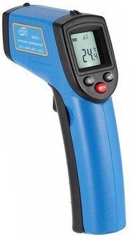 GM321 Infrared Thermometer With Laser Aimpoint