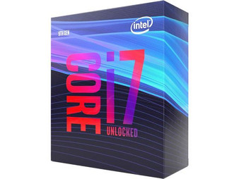 Intel Core i7-9700 3.0Ghz with Fan s1151 Coffee Lake 9th