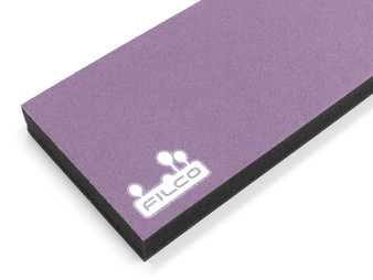 Filco Majestouch Wrist Rest Macaron Thick 17mm Large - Lavender