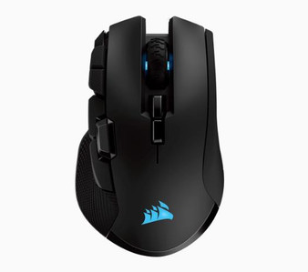 Gaming Mouse: IRONCLAW RGB WIRELESS, FPS/MOBA, Rechargeable, Backlit