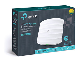 (LS)TP-Link EAP320 1200Mbps Wireless AC1200 Dual Band Gigabit Ceiling