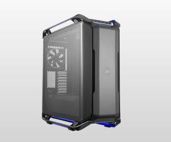 """Full Tower: COSMOS C700P Black Edition, E-ATX (Support 12"""" x 11"""") Ultr"""