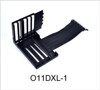 Lian-Li O11DXL-1 PCI-E x16 Black Riser Cable Kit