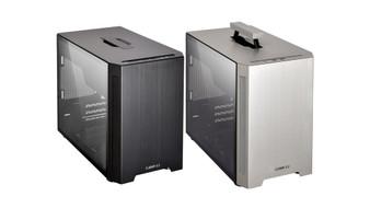 Lian Li PC-TU150 Mini ITX Aluminum Case, T/G Window, No PSU