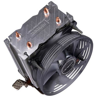 Antec A30 Air CPU Cooler, 92mm Blue LED 36CFM, Copper Heatpipe. Intel