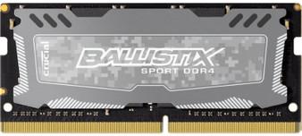 Crucial Ballistix Sport LT 16GB (1x16GB) DDR4 SODIMM 2666MHz C16 Gamin