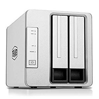 TerraMaster F2-210 2-bay affordable NAS optimized for home and SOHO users