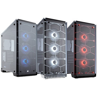 Resistance Apache V20 Gamer Desktop, Intel i7-9700K, 16GB, 250GB SSD,