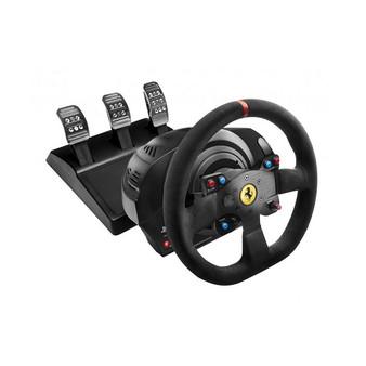 T300 Ferrari Integral Racing Wheel Alcantara Edition For PS3, PS4 & PC