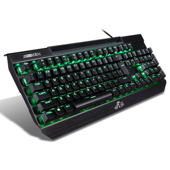 Rii 104keys Anti-ghosting PC Gaming Keyboard